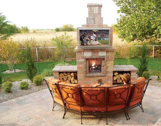 borgert fireplace