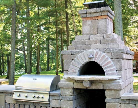 Lancelot Pizza Oven